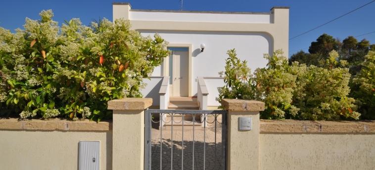 Hotel Residence Mare Blu: Eingang GALLIPOLI - LECCE