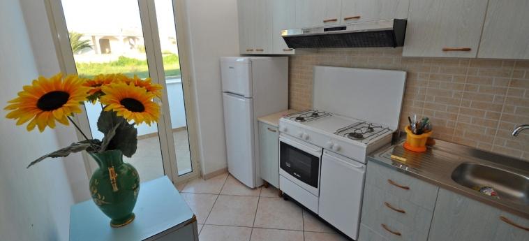 Hotel Residence Mare Blu: Küche GALLIPOLI - LECCE