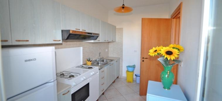 Hotel Residence Mare Blu: Apartment GALLIPOLI - LECCE