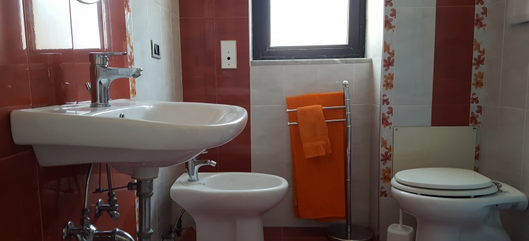 Hotel Case Vacanza Carpe Diem: Bathroom GALLIPOLI - LECCE