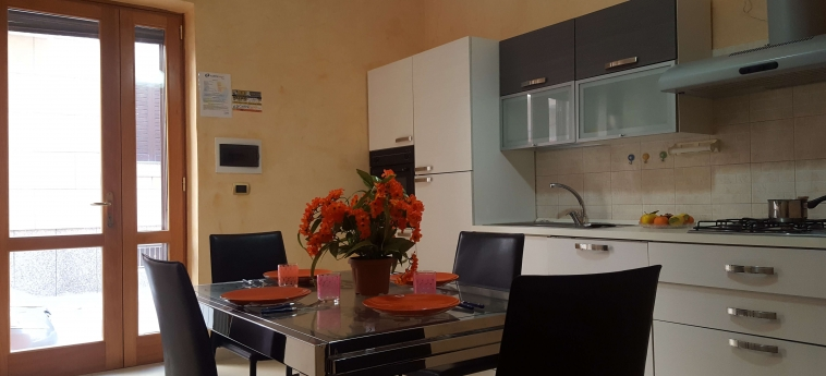 Hotel Case Vacanza Carpe Diem: In-Room Kitchenette GALLIPOLI - LECCE