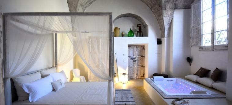 Hotel Palazzo Castriota: Camera Suite GALLIPOLI - LECCE