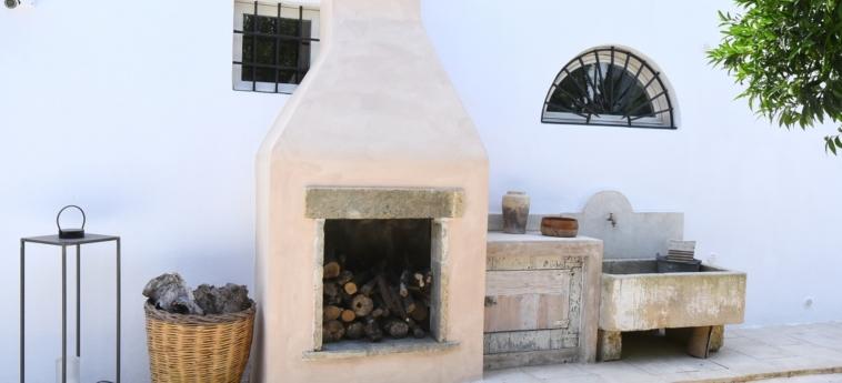 Hotel Palazzo Castriota: Dettagli Strutturali GALLIPOLI - LECCE