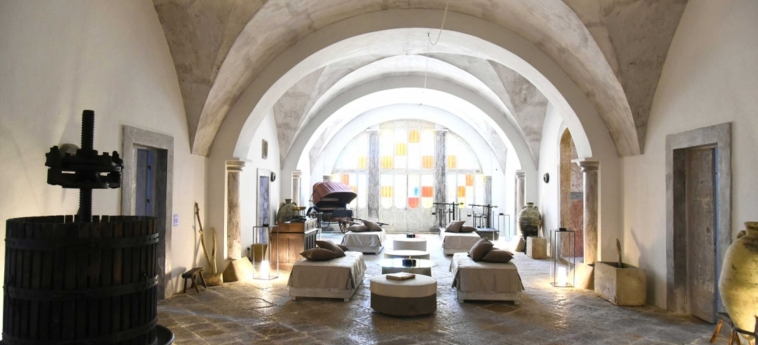 Hotel Palazzo Castriota: Interno dell'hotel GALLIPOLI - LECCE