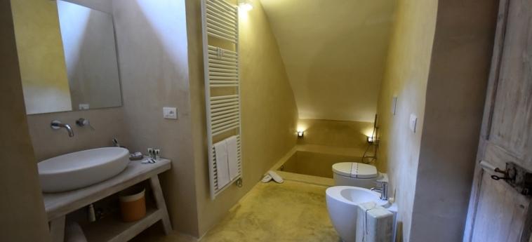 Hotel Palazzo Castriota: Bathroom GALLIPOLI - LECCE