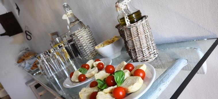 Hotel Palazzo Castriota: Breakfast Room GALLIPOLI - LECCE