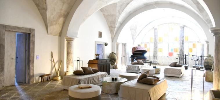 Hotel Palazzo Castriota: Hall GALLIPOLI - LECCE