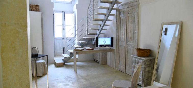 Hotel Palazzo Castriota: Interior detail GALLIPOLI - LECCE