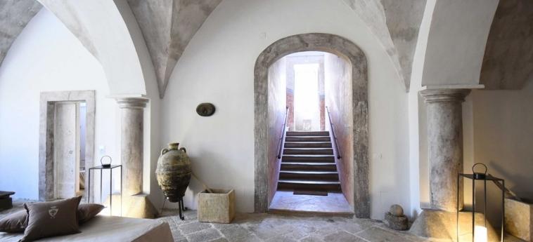 Hotel Palazzo Castriota: Interior GALLIPOLI - LECCE