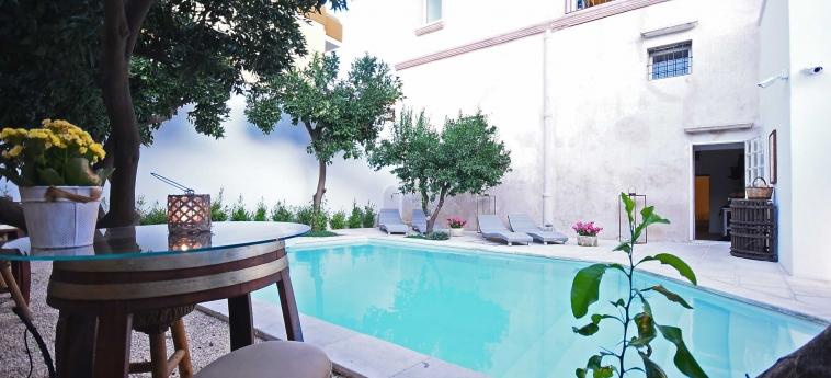 Hotel Palazzo Castriota: Pool GALLIPOLI - LECCE