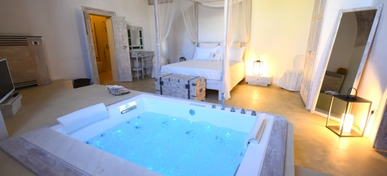 Hotel Palazzo Castriota: Room - Suite GALLIPOLI - LECCE
