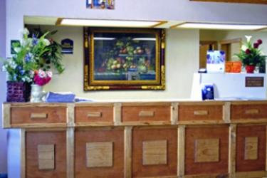 Hotel Best Western Red Rock Inn: Hall GALLUP (NM)