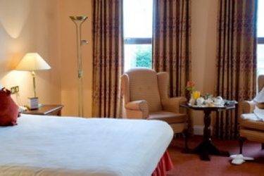 Hotel Oranmore Lodge: Chambre Double GALWAY