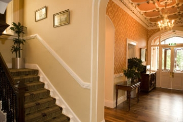 Hotel Oranmore Lodge: Lobby GALWAY
