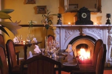 Hotel Oranmore Lodge: Restaurant GALWAY