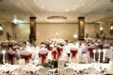 Hotel Oranmore Lodge: Salle Cérémonie GALWAY