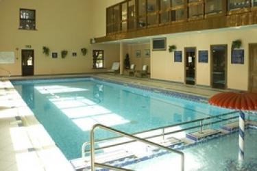 Hotel Oranmore Lodge: Swimming Pool GALWAY