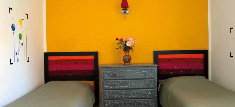 Hotel Dar Naouar: Habitación GAMMARTH