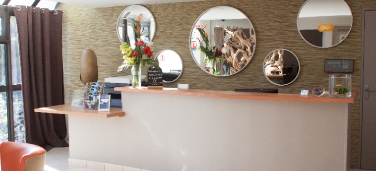 Comfort Hotel Gap: Lobby GAP
