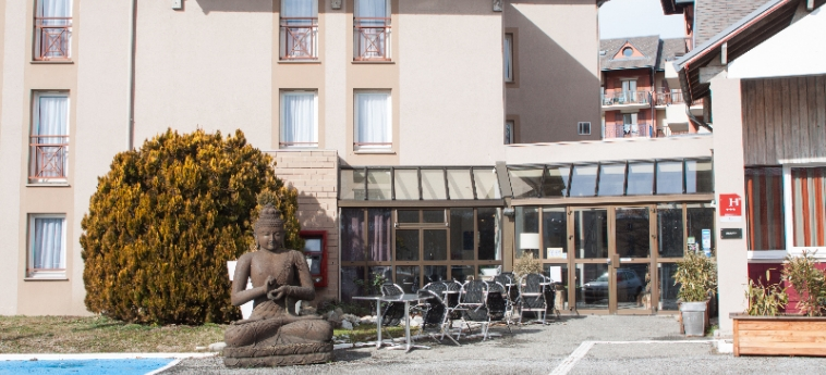 Comfort Hotel Gap: Außen GAP