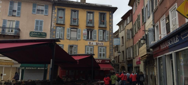 Hotel The Originals Gap Gapotel: Exterior GAP