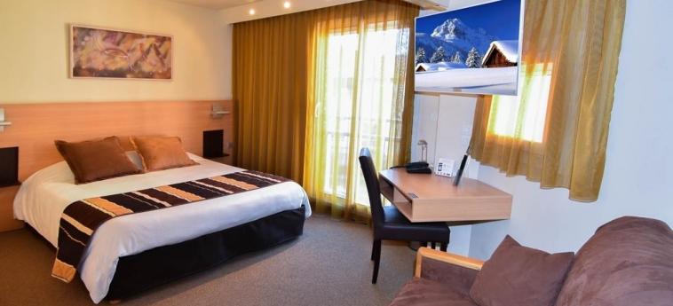 Hotel The Originals Gap Gapotel: Habitacion Suite GAP