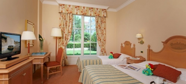 Hotel Gardaland: Desayuno GARDALAND - CASTELNUOVO DEL GARDA
