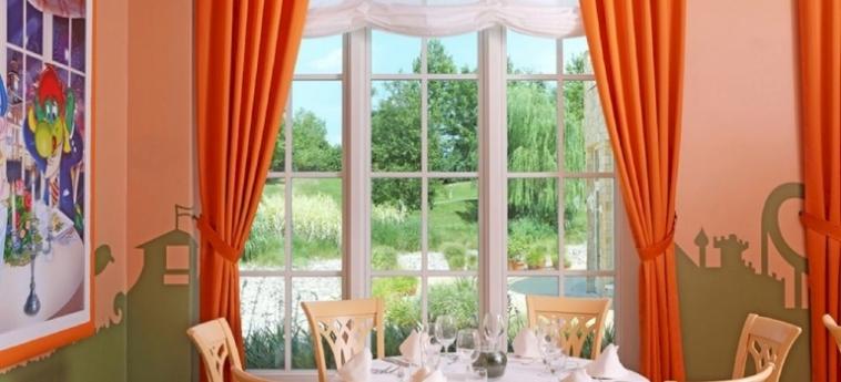 Hotel Gardaland: Restaurante GARDALAND - CASTELNUOVO DEL GARDA