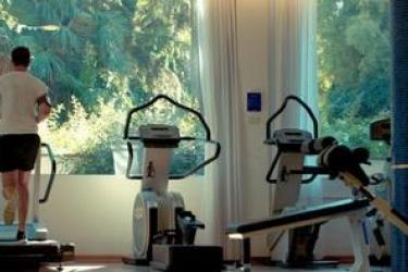 Hotel Du Lac Et Du Parc: Fitnesscenter GARDASEE