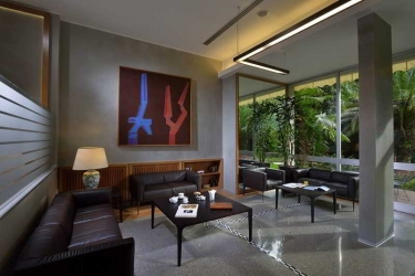 Hotel Du Lac Et Du Parc: Lobby GARDASEE