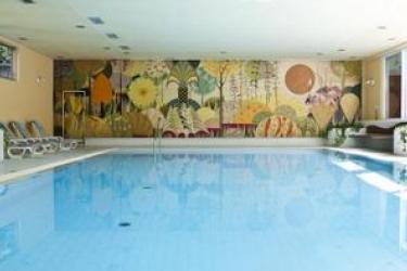 Hotel Du Lac Et Du Parc: Swimming Pool GARDASEE