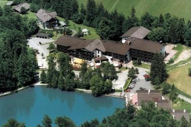 Riessersee Hotel Sport & Spa Resort: Außen GARMISCH - PARTENKIRCHEN