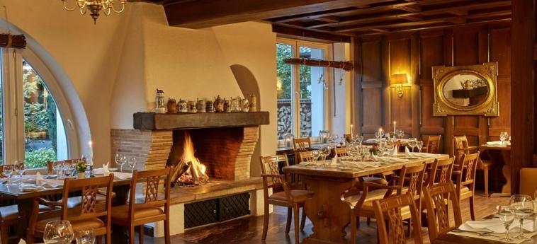 H+ Hotel Alpina Garmisch-Partenkirchen: Restaurante GARMISCH - PARTENKIRCHEN
