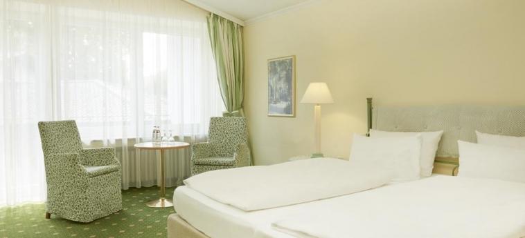 H+ Hotel Alpina Garmisch-Partenkirchen: Camera Matrimoniale/Doppia GARMISCH - PARTENKIRCHEN