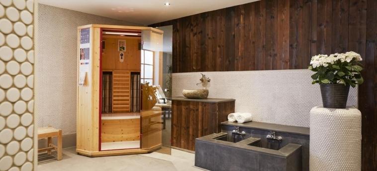 H+ Hotel Alpina Garmisch-Partenkirchen: Centro Benessere GARMISCH - PARTENKIRCHEN
