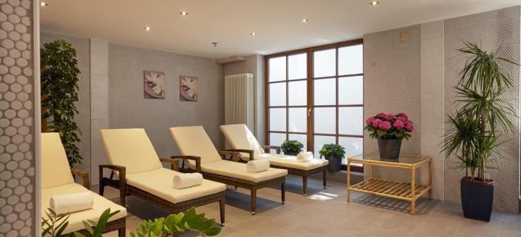 H+ Hotel Alpina Garmisch-Partenkirchen: Sala Relax GARMISCH - PARTENKIRCHEN
