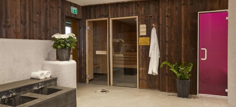 H+ Hotel Alpina Garmisch-Partenkirchen: Sauna GARMISCH - PARTENKIRCHEN