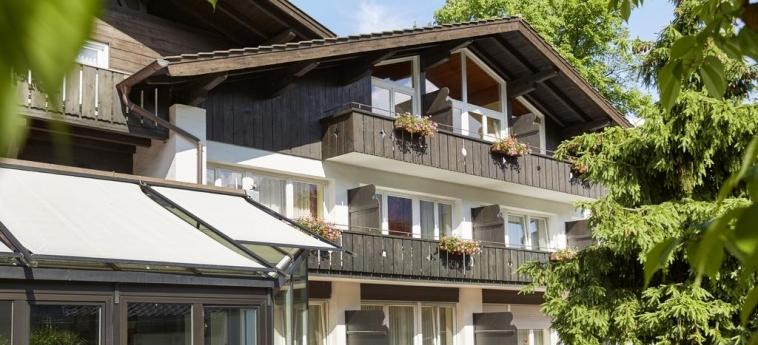 H+ Hotel Alpina Garmisch-Partenkirchen: Außen GARMISCH - PARTENKIRCHEN