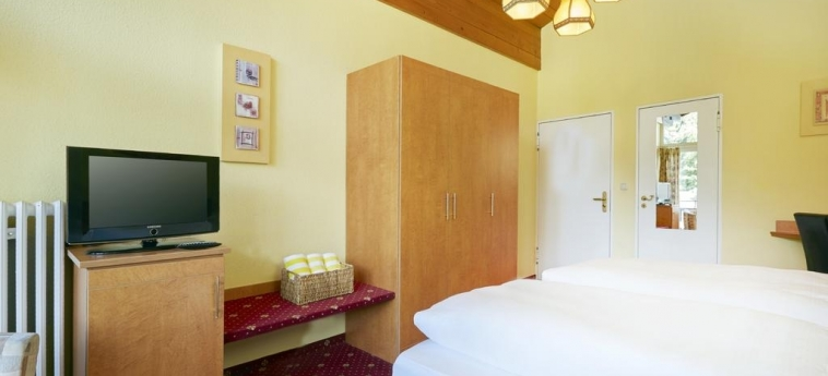 H+ Hotel Alpina Garmisch-Partenkirchen: Dettagli Strutturali GARMISCH - PARTENKIRCHEN