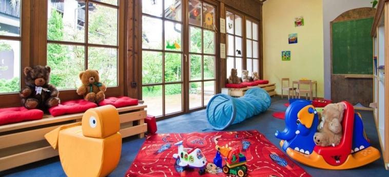 H+ Hotel Alpina Garmisch-Partenkirchen: Games Room GARMISCH - PARTENKIRCHEN