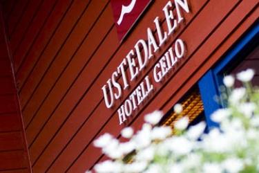 Hotel Ustedalen: Exterieur GEILO