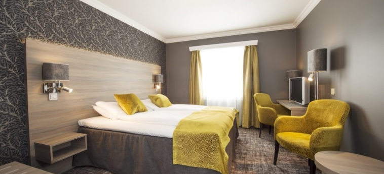 Hotel Dr Holms: Chambre Double GEILO