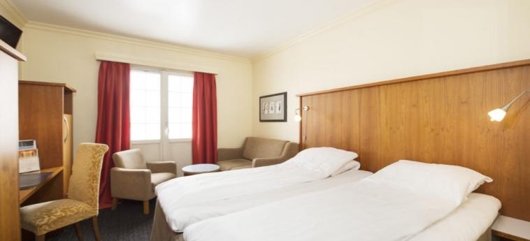 Hotel Dr Holms: Chambre jumeau GEILO