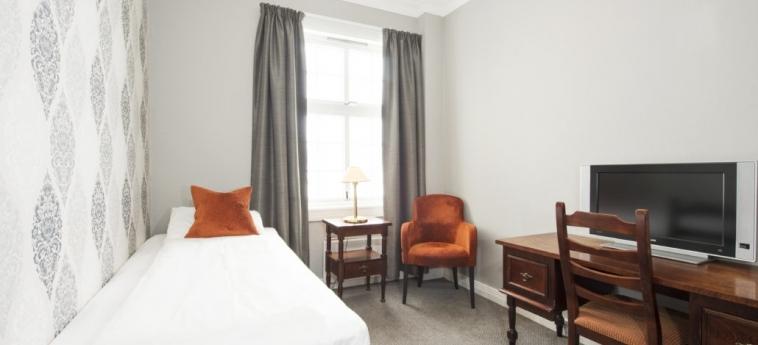 Hotel Dr Holms: Chambre Unique GEILO