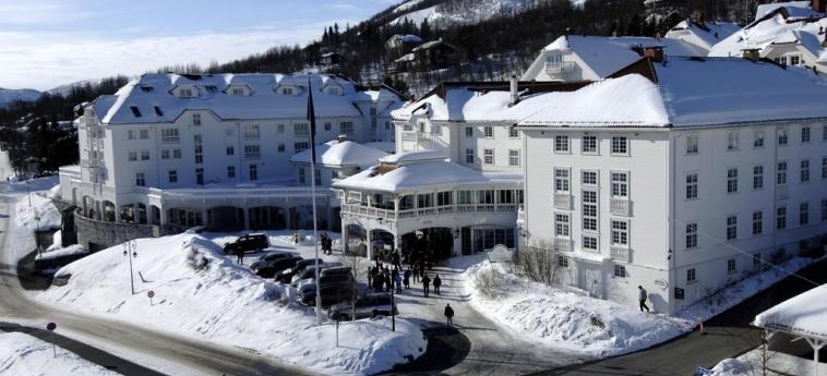 Hotel Dr Holms: Extérieur GEILO