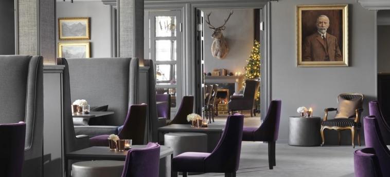 Hotel Dr Holms: Lounge Bar GEILO