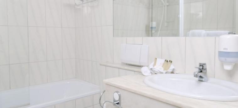 Hotel Dr Holms: Bathroom GEILO