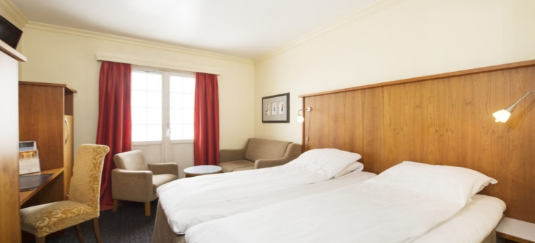 Hotel Dr Holms: Twin Room GEILO