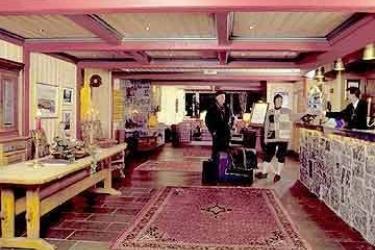 Hotel Highland Lodge: Lobby GEILO