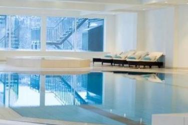 Hotel Highland Lodge: Piscina Cubierta GEILO